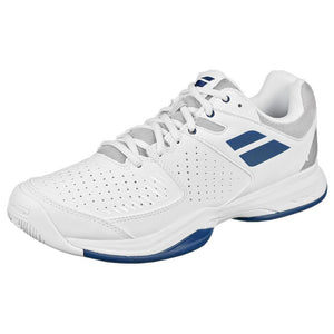 Babolat Men's Pulsion - AC - White/Estate Blue
