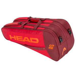 Head Core Combi 6 Pack - Red