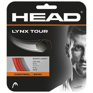 Head Lynx Tour - Orange - String Set