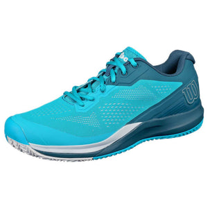 Wilson Men's Rush Pro 3.5 - Barrier Reef/Blue/White