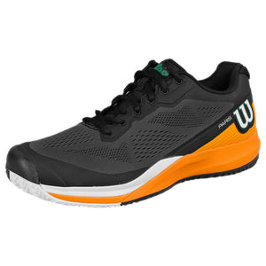 Wilson Men's Rush Pro 3.5 - Paris Edition - Black/Orange Tiger
