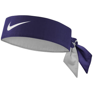 Nike Premier Tennis Head Tie - Court Purple