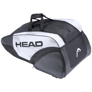 Head Djokovic Supercombi 9 Pack - White/Black