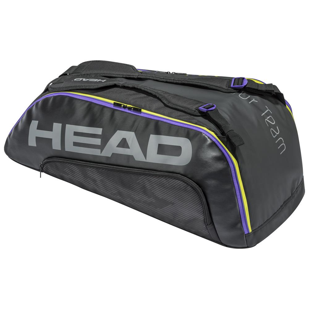 Head Tour Team Supercombi 9 Pack - Black/Mixed