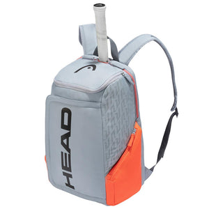 Head Rebel Packpack - Grey/Orange