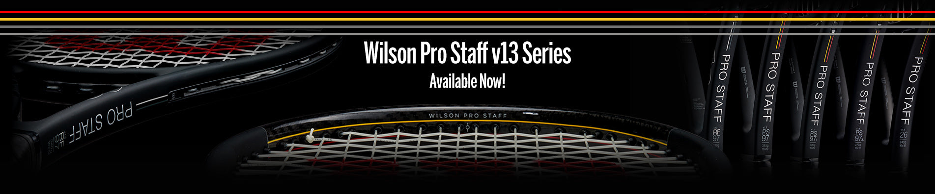 Wilson Pro Staff v13 Available now!