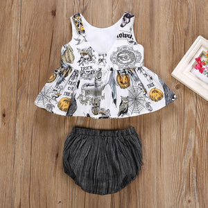 Trick or Treat 2 Piece Set