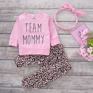 Team Mommy 3 Piece Set