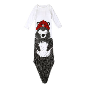 Bear Sleeping Nightgown