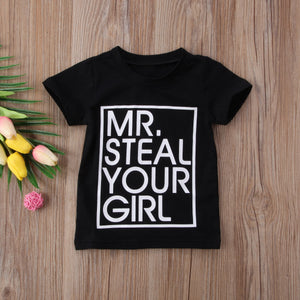 Mr. Steal Your Girl Tee