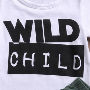 Wild Child 2 Piece Set