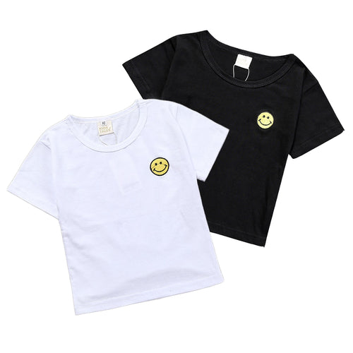 Smiley Patch Tee