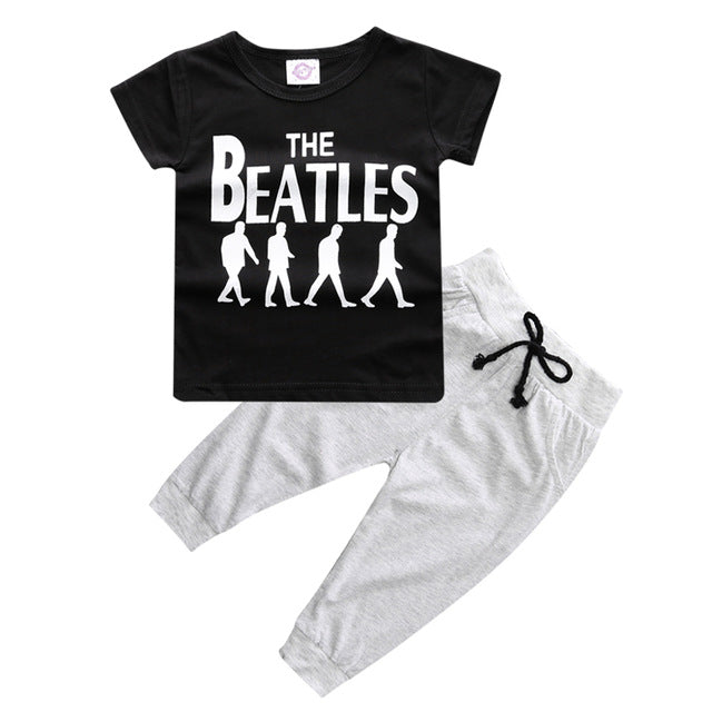 The Beatles 2 Piece Set
