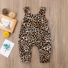 Load image into Gallery viewer, La La Leopard One Piece Outift
