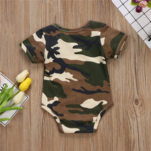 Load image into Gallery viewer, Camouflage Bodysuit