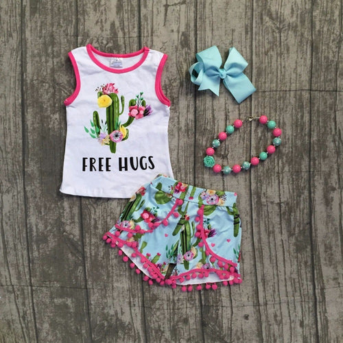 Free Hugs 4 PIece Set