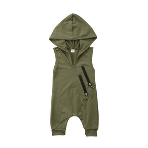 Sawyer Zipper One Piece