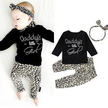 Load image into Gallery viewer, Daddy's Little Girl 3 Piece Set