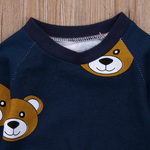 Beary Sweat Outfit