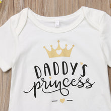 Load image into Gallery viewer, Daddy's Princess 3 Piece Set