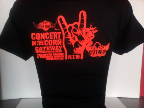 Concert in the Corn T-Shirt 2015
