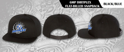 GMP Dirtplex Flat-Billed Snapback