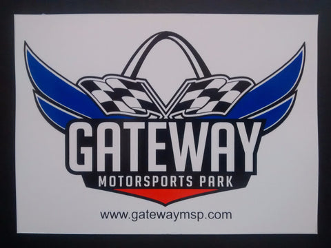 Gateway Decal