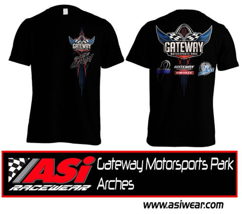 "Gateway ""On The Gas"" Tee"