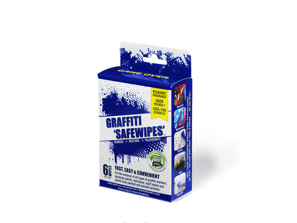 Graffiti Safewipes 6pk