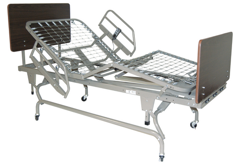 HOSPITAL BED FULL ELECTRIC LONG TERM CARE