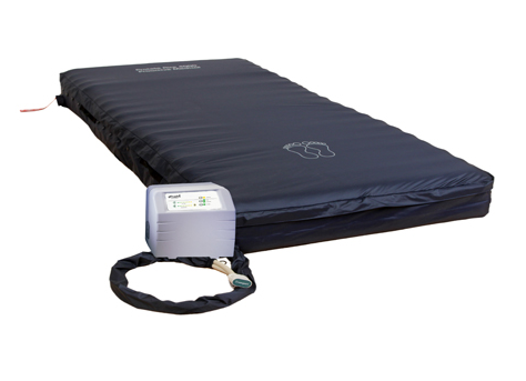 "PRO 8000 BARIATRIC HOSPITAL AIR MATTRESS SYSTEM  48"" WIDTH"