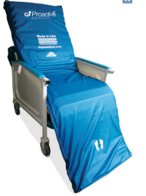 HOSPITAL AIR MATTRESS FOR RECLINER CHAIR (WIDE)