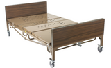 "FULL-ELECTRIC BARIATRIC HOSPITAL BED 48""WIDTH"