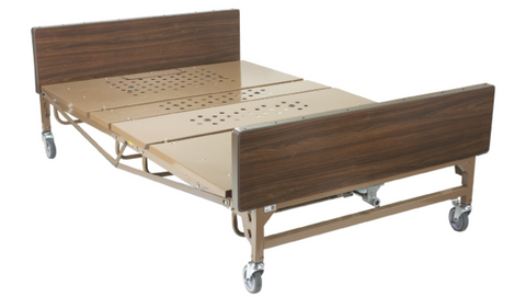 "FULL-ELECTRIC BARIATRIC HOSPITAL BED 54""WIDTH"
