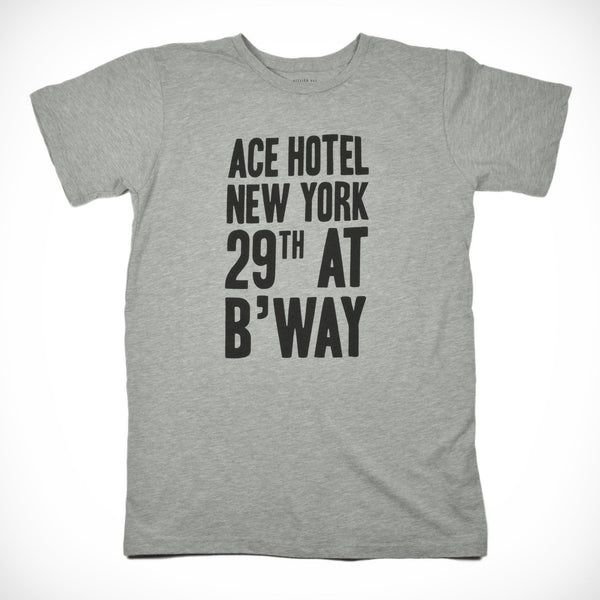 NYC Keycard Shirt