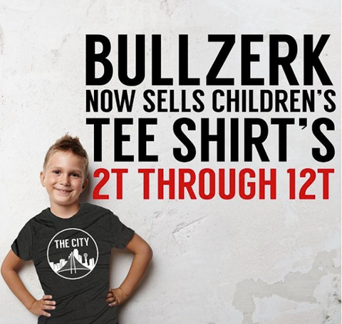 Bullzerk Kids T-shirts