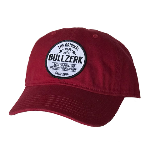 Bullzerk Patched Cotton Hat