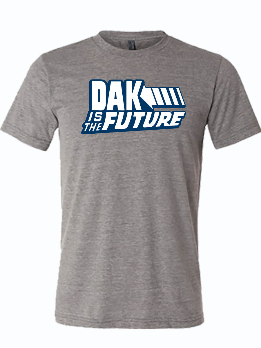 Dak is the future Dallas Texas tee shirt DFW
