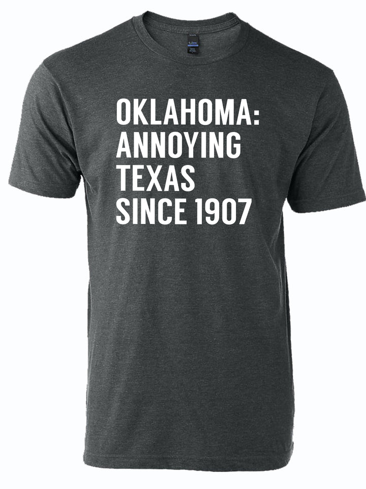 Oklahoma: Annoying Texas Since 1907