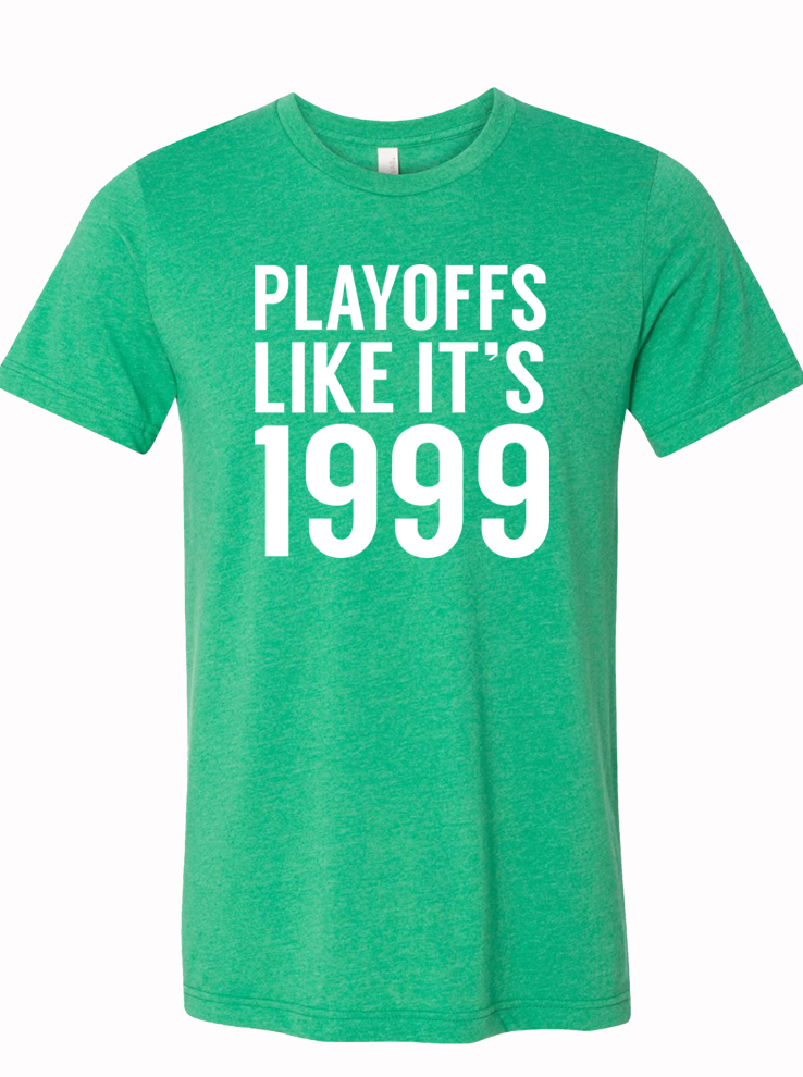 Playoffs Like It's 1999