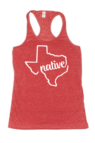 "Women's ""Native"" tank top"