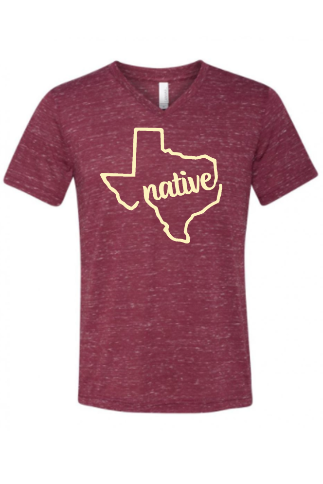 Native V-Neck - Bullzerk