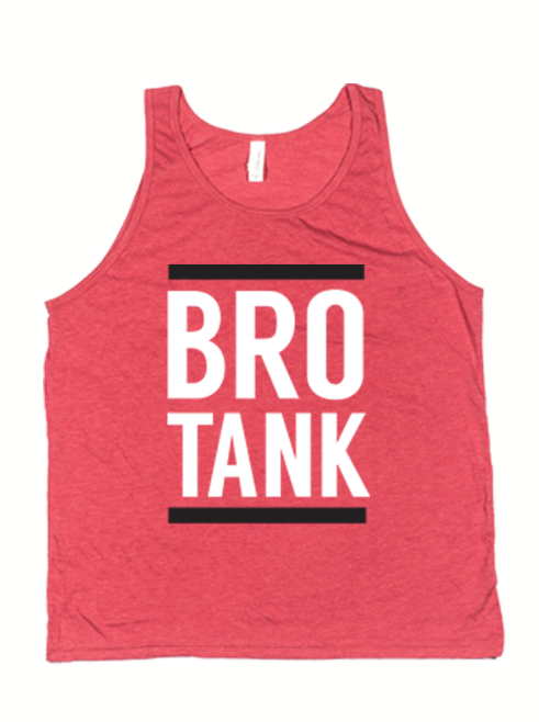 "Men's ""Bro Tank"" tank top"
