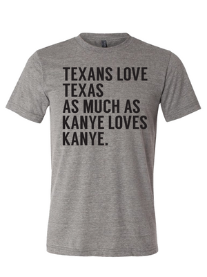 Texans Love Texas