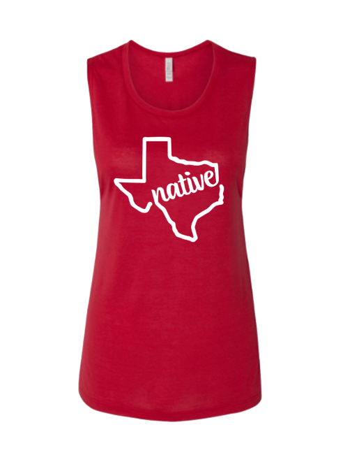 Women's Native Muscle Tank