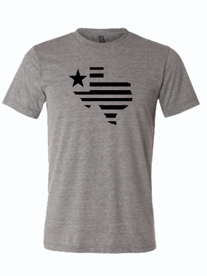 Texas Silhouette Gray