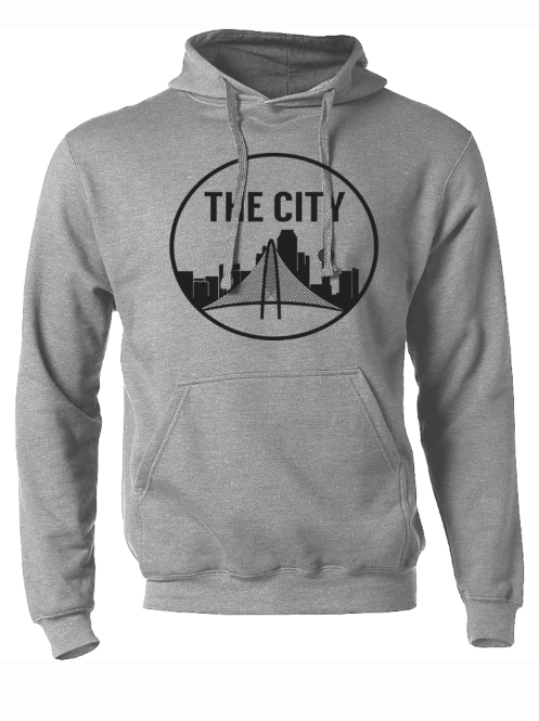 The City Pullover Hoodie