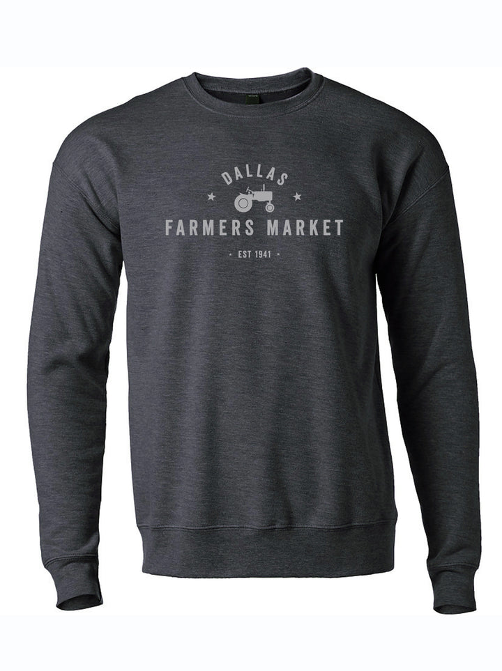Dallas Farmers Market Crewneck Sweater