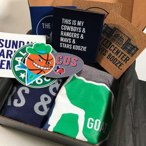 Sports Fan Gift Box- Large
