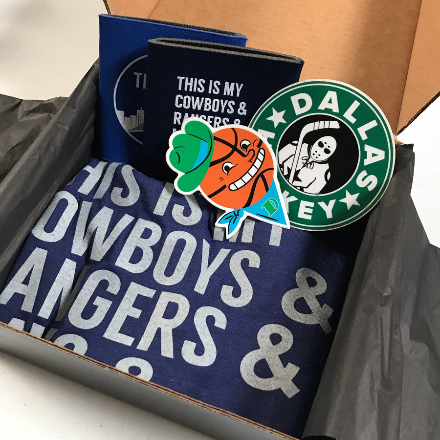 Sports Fan Gift Box- Small